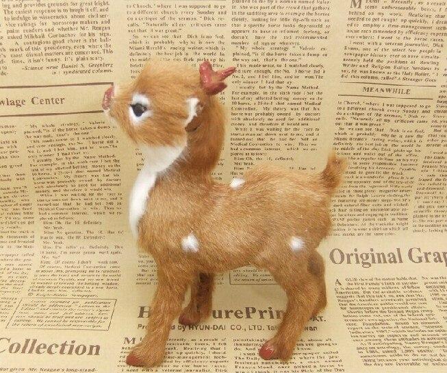 deer model Miniatury żywicy, 2
