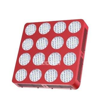 110-250 v 750 w מתח גבוה LED צמח אור 16-חור כפול שבבי צמח צמיחת מנורת עבור הידרופוניקה חממה אוהל צמח תאורה