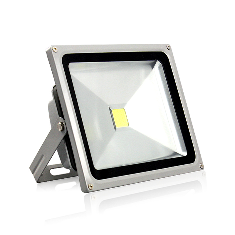 Reflector led flood light spotlight foco led street for Focos led exterior 50w