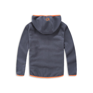 Image 3 - Windproof Baby Boys Jackets Child Coat Warm Polar Fleece Children Outerwear For 3 14 Years Old Spring Autumn