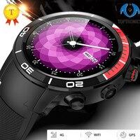 Smart uhr 4G Netzwerk anruf Android 7.1 Unterstützung Nano SIM GPS Locator Bluetooth Smartwatch Mann Frau Mobile Uhr Handys Beobachten-in Smart Watches aus Verbraucherelektronik bei