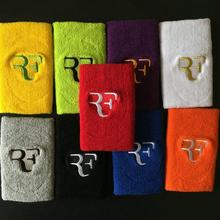 1 шт. 12,5x7,5 см хлопок РФ письмо спортивный браслет для мужчин наручные Поддержка протектор Sweatband Баскетбол теннис полотенце для бадминтона манжеты