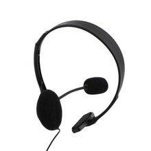 Novo 3.5mm Wired Gaming Headset Fone De Ouvido com Microfone Microfone Chat Fone De Ouvido para Play Station 4 Acessórios Do Jogo