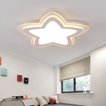 Kids room ceiling lamp For children Bedroom luminaria led modern Acrylic lights for free shipping