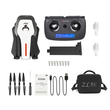 SG906 RC Drone with 4K HD Adjustable Camera