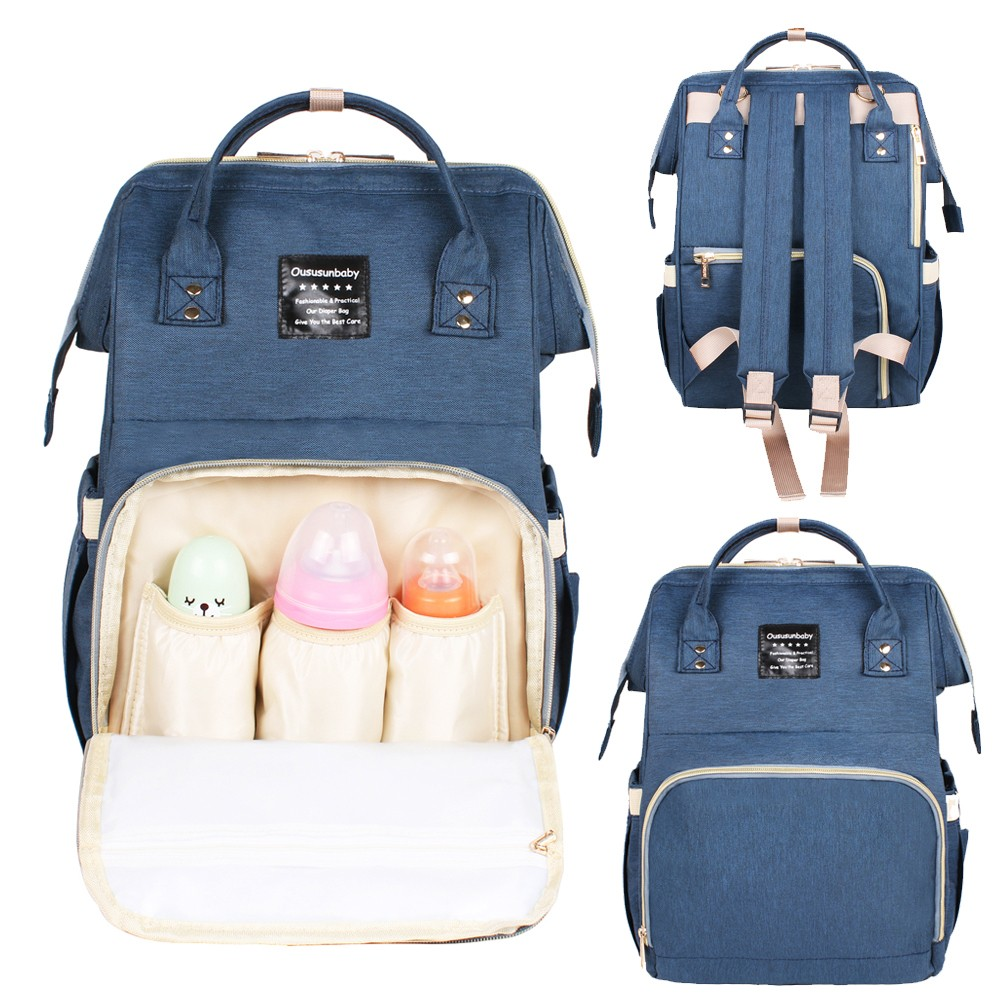 Stroller Bag Backpack Multi-function Baby Diaper Bags Nappy Mother Maternity Daddy Mommy Wet Infant For Baby Care Organizer Bag