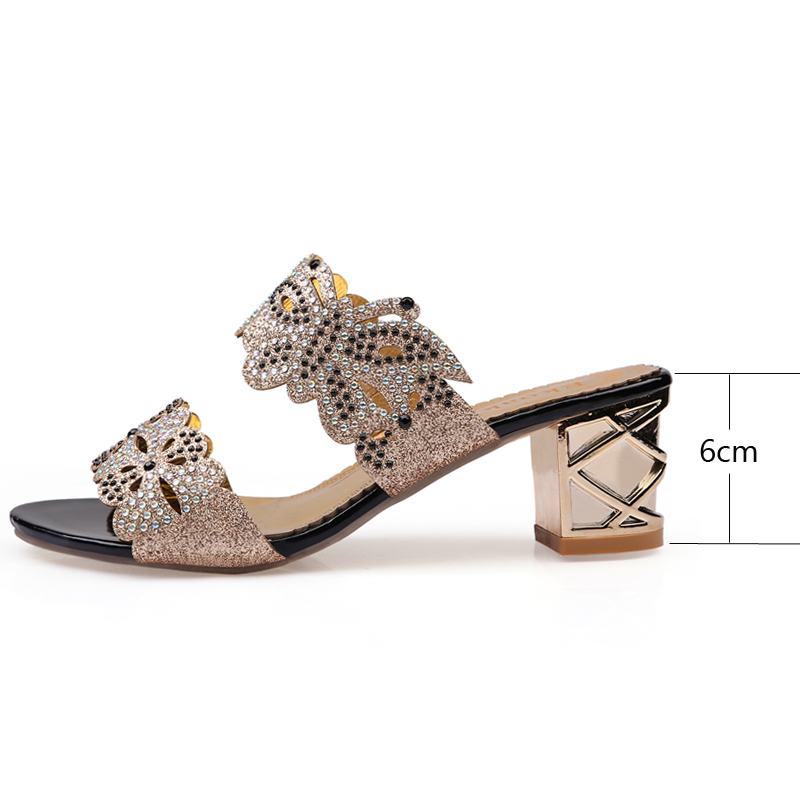 new fashion rhinestone cut-outs women square heel party sandals with butterfly - free shipping! New Fashion Rhinestone cut-outs Women Square Heel Party Sandals with Butterfly – Free Shipping! HTB18V1YRVXXXXXrXFXXq6xXFXXXj