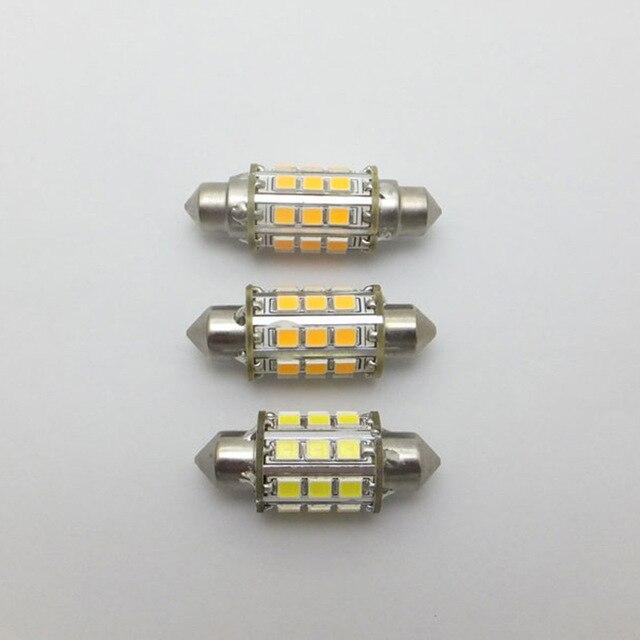 $ 9.91 1 pair 360Degree LED Navigation Light 2W Double-Side Tip Indicator Lamp White/Warm white for 12V 24V Marine Boat Yacht RV Camper