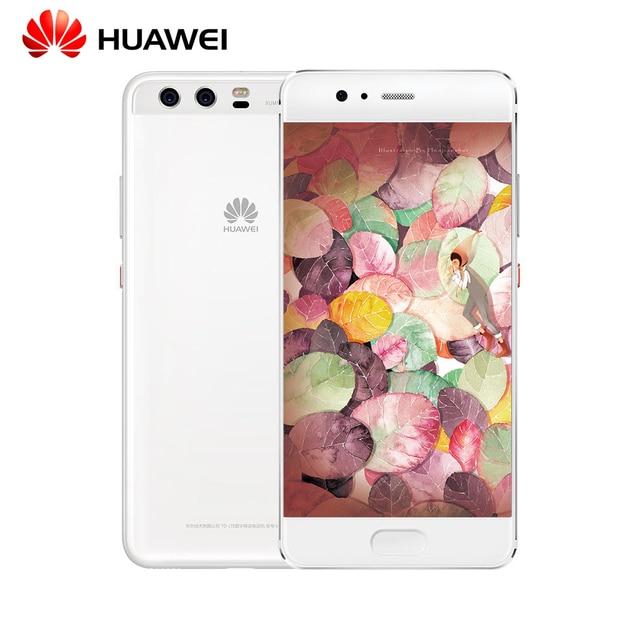 """Original Huawei P10 4G LTE Kirin 960 Octa Core 4G RAM 64G ROM 5.1""""1920x1080 FHD Dual Rear Camera Fingerprint NFC"""