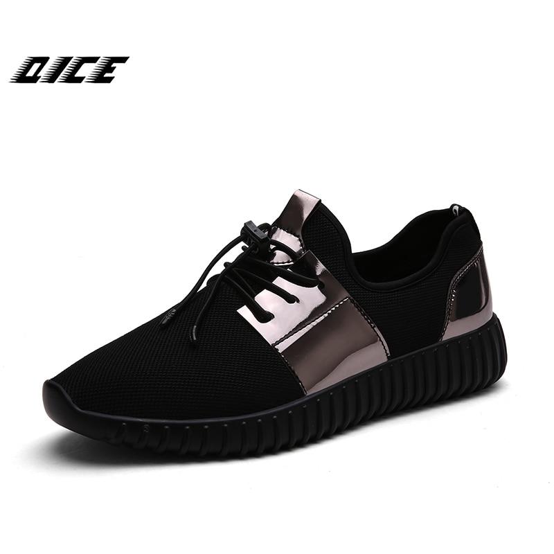Для женщин Кроссовки Новинка 2017 года Дизайн Спорт на открытом воздухе пара Большие размеры из дышащего сетчатого материала Спортивная обувь для влюбленных Для мужчин и Для женщин прогулки Обувь