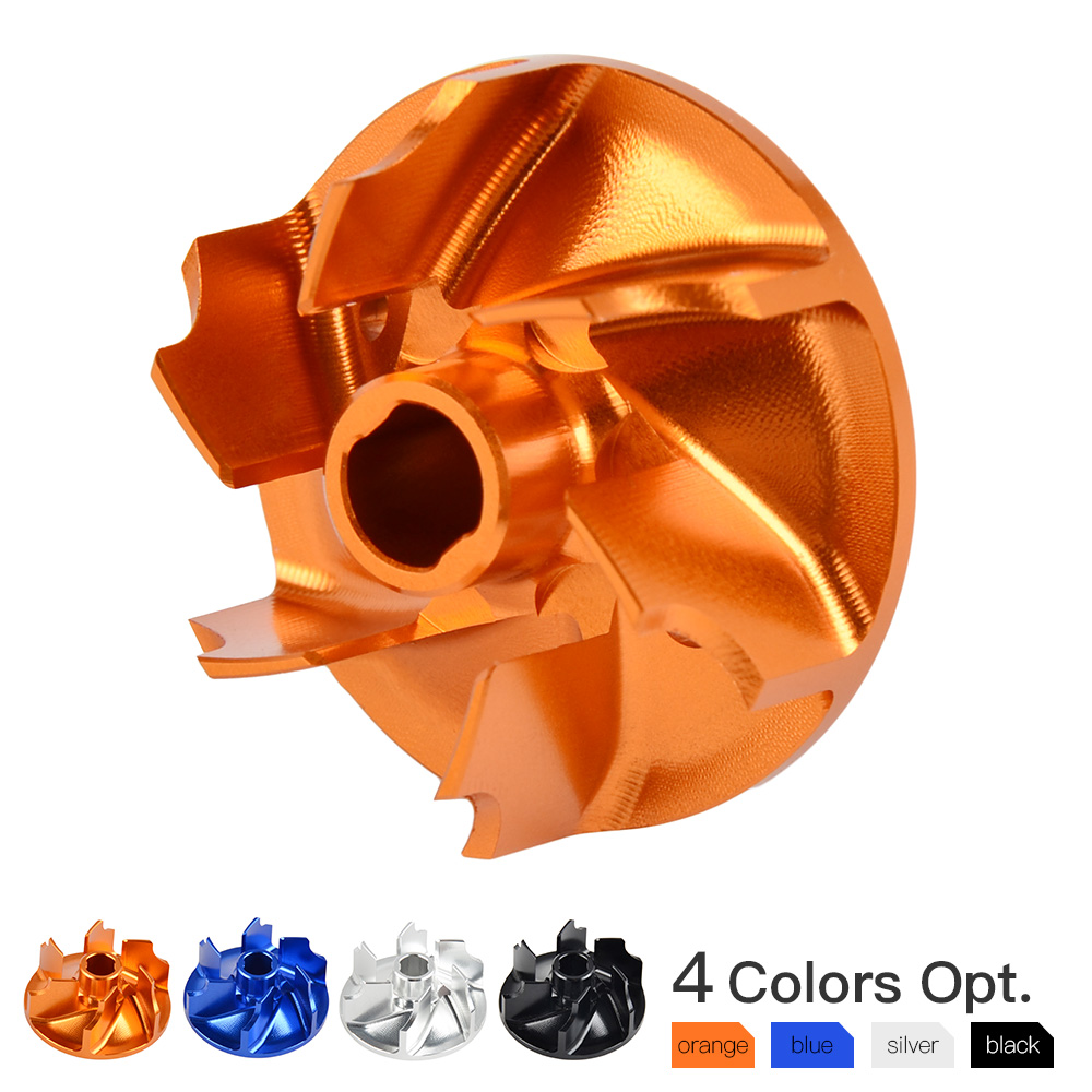 Water Pump Impeller For KTM 85 125 150 250 300 350 SX SXF SX-F Factory Edition EXCF EXC-F XC XCW XC-W Husqvarna TE FE TC FC TX front brake disc guard cover protector for ktm sx sx f xc xc f exc excf 125 150 250 350 450 530 husqvarna te fe tc fc tx fx 2018