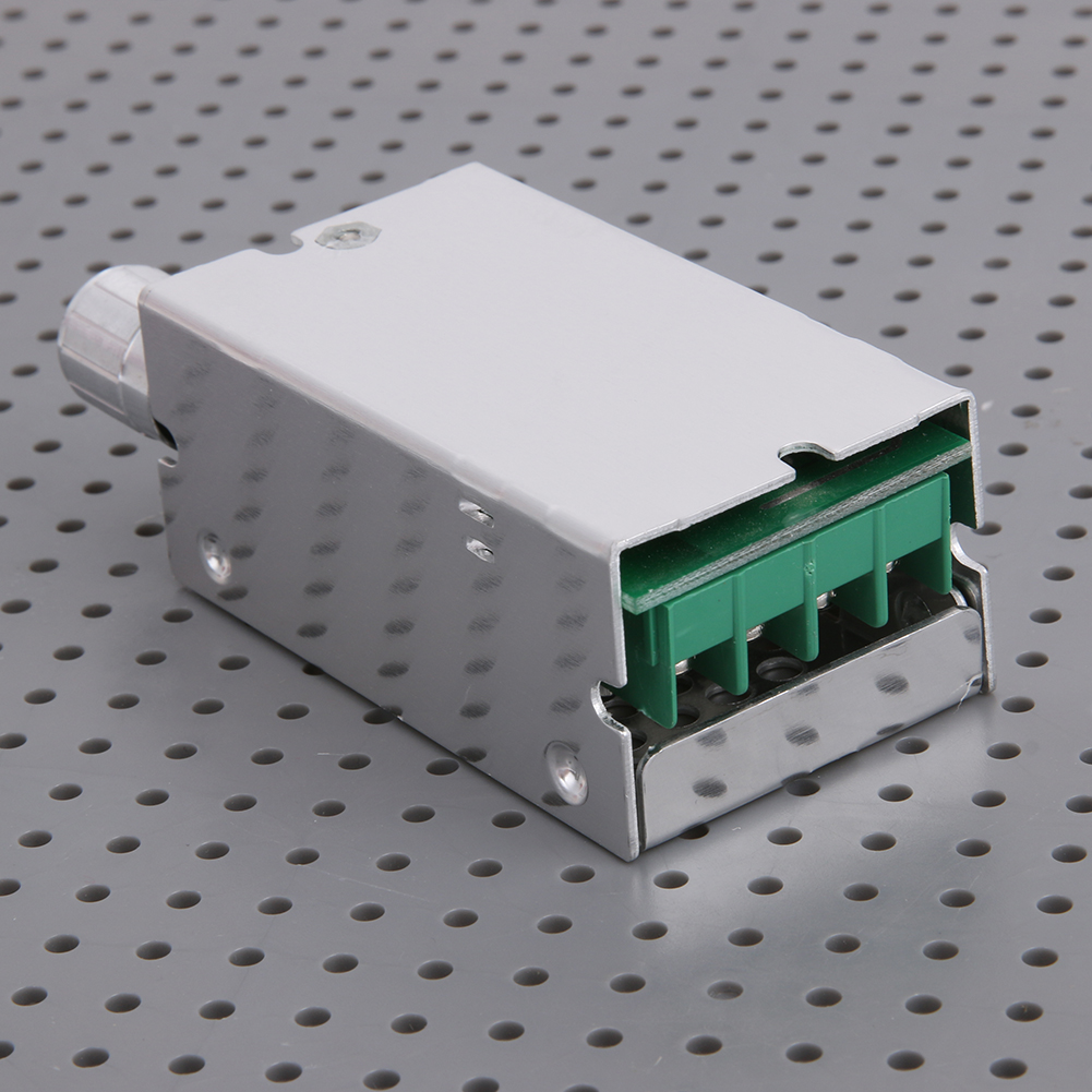 цена на DC 10-60V 10A Motor Speed Controller Adjustable Motor Speed Controller Voltage Regulator Variable Speed Switch