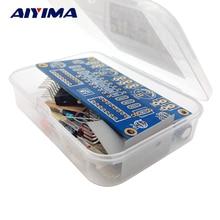 AIYIMA TDA7293 * 2 170 W TDA7293 Amplificateurs Bord Parallèle Mono Amplificateur de Puissance Conseil Cumulable 2.1 2.0 Amplificateur DIY Kits