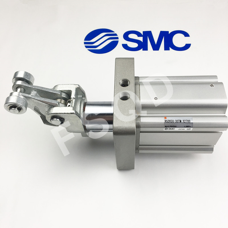 SMC Stop cylinder Pneumatic components RS2H50-30TM-X2700 RS2H seriesSMC Stop cylinder Pneumatic components RS2H50-30TM-X2700 RS2H series