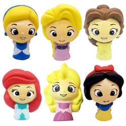 Jumbo принцесса мягкими Единорог снег белая Кукла Kawaii замедлить рост мягкий хлеб Ароматические Squeeze Игрушка снятие стресса весело для детей