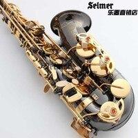 2015 New High Quality Saxophone Alto R 54 Musical Instruments Professional E Flat Sax Alto Black