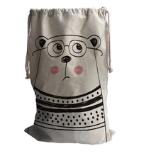 ФОТО cute cartoon pattern storage bag storage travel multi functional case bag fashion