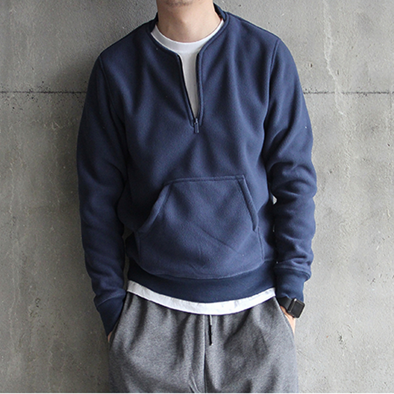 christmas men winter dress sweatshirts 7xl 8xl 9xl plus size men polar fleece Sweatshirts v-neck hip-hop 1