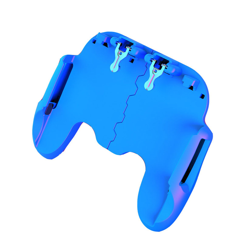 Image 4 - Hot Sale Game Controller Game Assistance Handle For PUBG Mobile2000mAh Emergency Charging Cooling 3 in 1-in Joysticks from Consumer Electronics