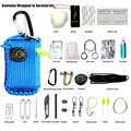 Hot pegged package first aid Rao travel outdoor car home life-saving package portable kit small survival package