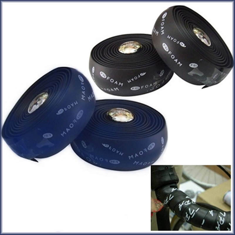 Cycling Handlebar Tape Road Bike Bicycle Handle Bar Tape Wrap in Handlebar Tape from Sports Entertainment
