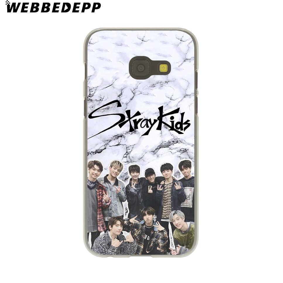 brand new ddd67 671bc WEBBEDEPP Stray Kids K Pop Case for Samsung Galaxy J7 J6 J5 J3 J1 J2 2018  2017 2016 2015 US EU Version Prime