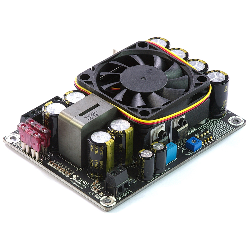 TL494 500W car stereo boost converter / electronic amplifier boost board / boost power supply / output voltage adjustable