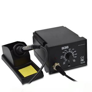 Image 3 - Newest Strong power High Quality 600W  936 Soldering Station Electric Solder Iron    with tips for BGA solder station