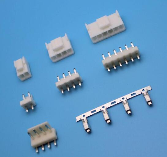 5set/20set VH 3.96mm Female And Male Pitch Terminal Housing Pin Header Terminal Connector