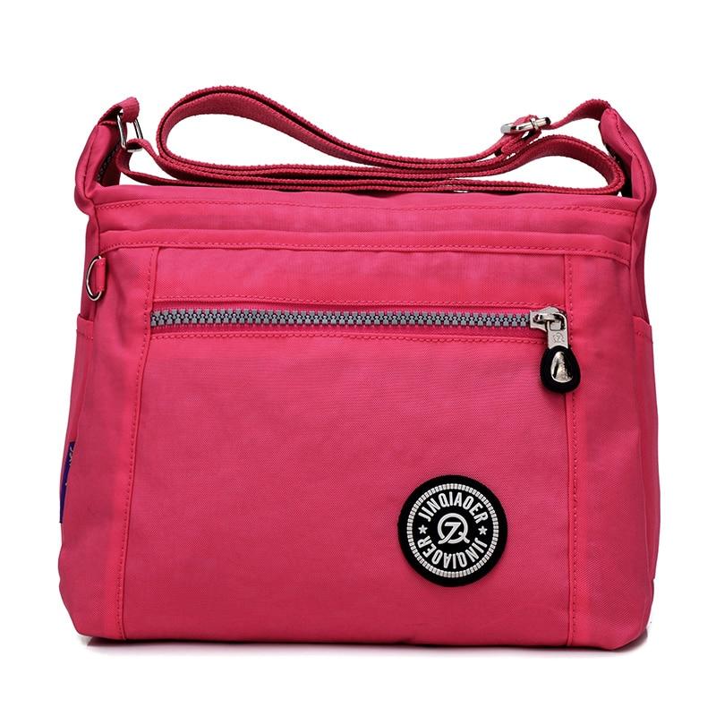 <font><b>Women&#8217;s</b></font> Messenger <font><b>Bags</b></font> Ladies Nylon Handbag Travel Casual Original <font><b>Bag</b></font> Shoulder Female High Quality Large Capacity Crossbody <font><b>Bag</b></font>