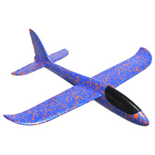 New 2016 Hand Launch Throwing Glider Aircraft Inertial Foam EVA Airplane Toy Plane Model outdoor fun sports Gift For Kids Toys