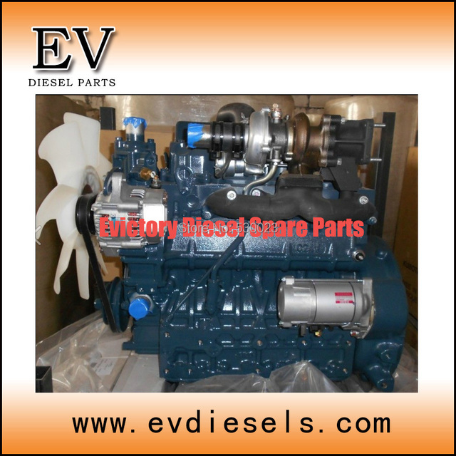 V2203 V2203T engine assy for Bobcat excavator