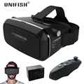 Original VR Shinecon Virtual Reality 3D Glasses Google Cardboard 2.0 VR Headset Helmet 3D VR Box Glasses For 3.5~6 Smart phone