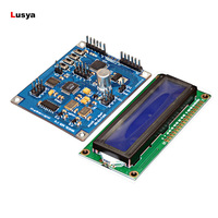 Nieuwe AK4137 I2S/DSD Sample Rate Conversie Board Ondersteunt PCM/DSD Interchange Ondersteunt DOP Input voor Hifi AmplificatoreG8 003-in Vervangende onderdelen en toebehoren van Consumentenelektronica op