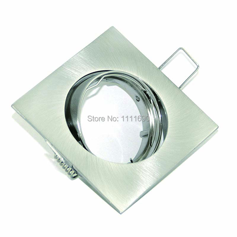 Bases da Lâmpada teto para uso com 50mm Base : Downlight Gu10