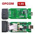 Last Version V1.59 Opcom Software 2014.02 with PIC18F458 Chip OP-Com Can OBD2 for Opel Firmware V1.59 Op com CAN BUS Interface