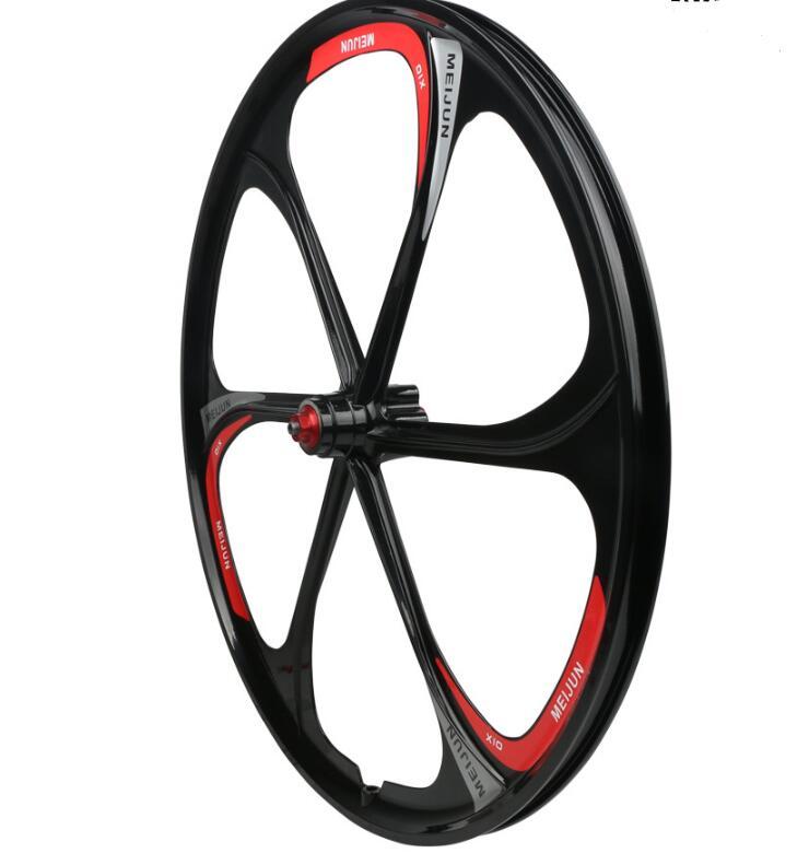 roda magnésio 5 6 faca rolamento roda