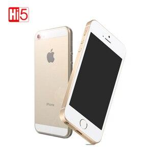 """Image 3 - Sbloccato Originale Apple Iphone Se Dual Core 2G Ram 16/64 Gb Rom 4G Lte Mobile Phone ios Touch Id Chip di A9 4.0 """"12.0MP Se Del Telefono"""