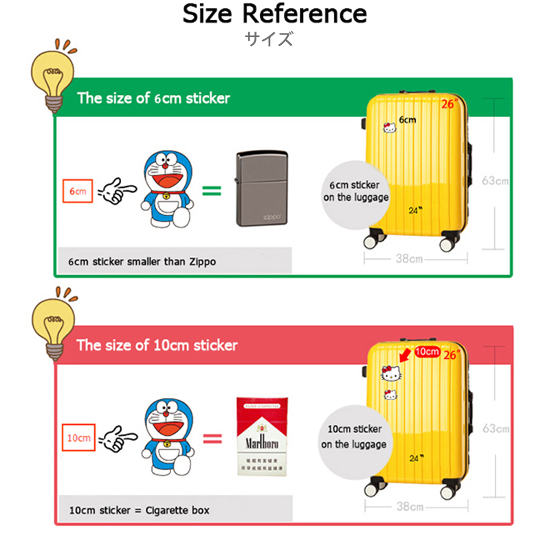 One Piece Ace Cartoon Stickers Waterproof Fixed Gear Luggage Guitar