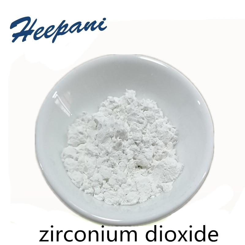 Free Shipping 99.9% Zirconium Dioxide Nano Yttrium Stabilized Zirconia Powder For Ceramic Industry