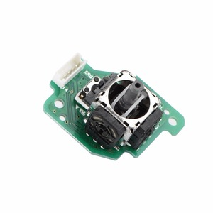 Image 4 - Left & Right Analog 3D Joystick Sticks Replacement for Nintendo for Wii U GamePad Controller