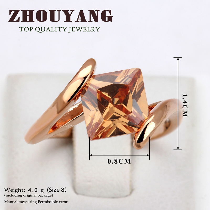 Кольцо обручальное Orangle ZYR419