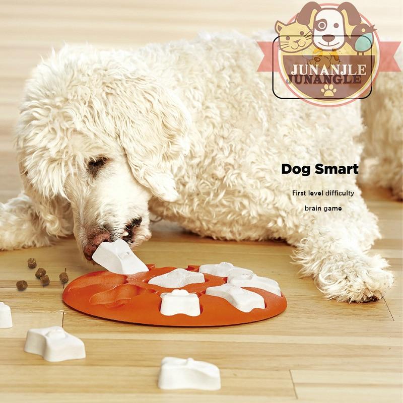 Jouet pour chien meulage des dents mâche des jouets alimentaires interactif dents pour animaux de compagnie jouets de formation dentaire détachable grand chien jouet accessoires pour chien