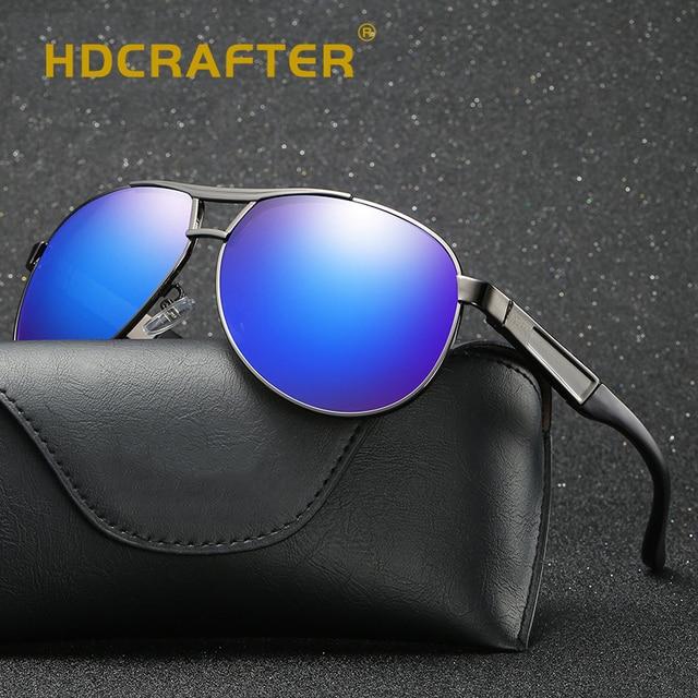 2da00dfa87 Pilot Sunglasses Men Polarized Brand Design Sunglasses High Quality Driving  UV400 Sun Glasses For Male Gafas