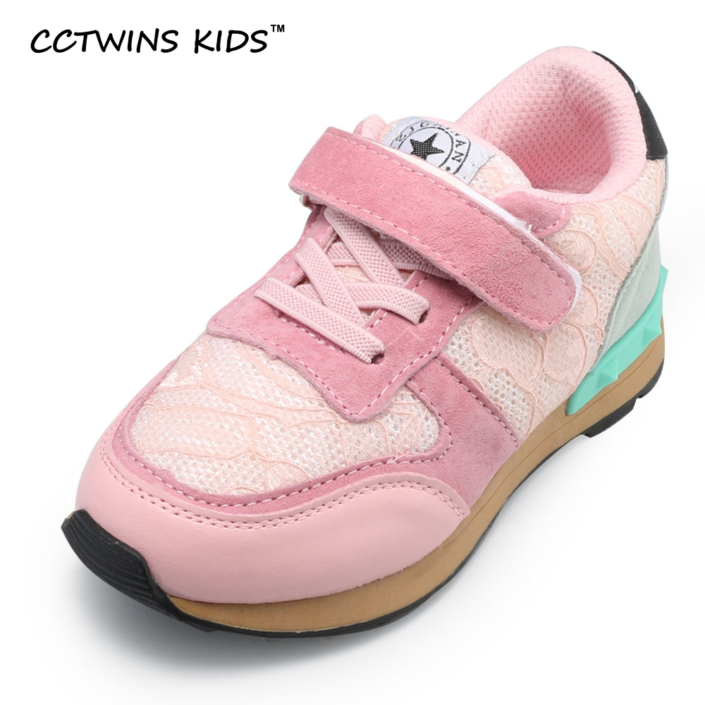 CCTWINS-KIDS-2017-spring-baby-boy-lace-flat-trainer-children-fashion-black-breathable-shoe-girl-brand-casual-sneaker-stud-F1215-1