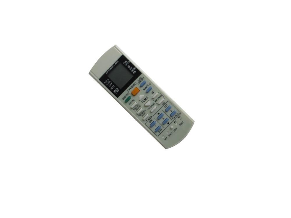 Remote Control For Panasonic CS-E21HB4EAS CS-E21JB4EA CS-ME12PB4EA CS-ME18PB4EA CS-ME21PB4EA  A/C AC Air Conditioner