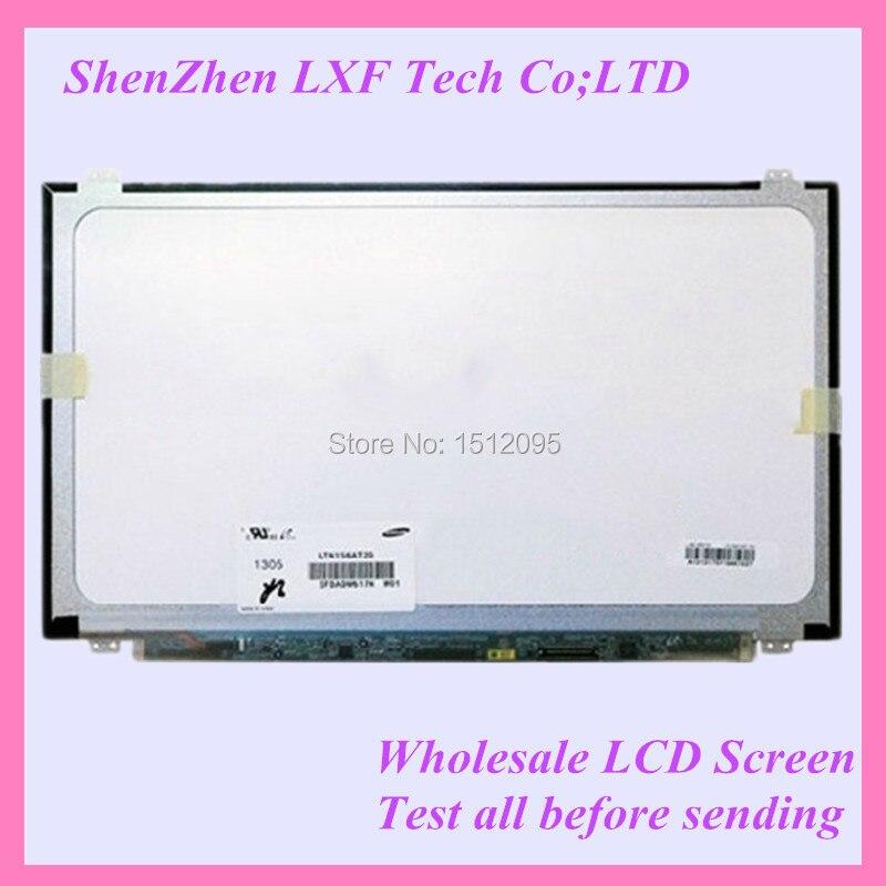 15.6'' Matrix lcd screen For ACER V5-571 V5-531 V5-573 V3-572 E1-522 E1-570G Laptop lcd screen new 15 6 for acer aspire v5 571 v5 571p v5 571pg v5 531p touch screen digitizer glass replacement frame