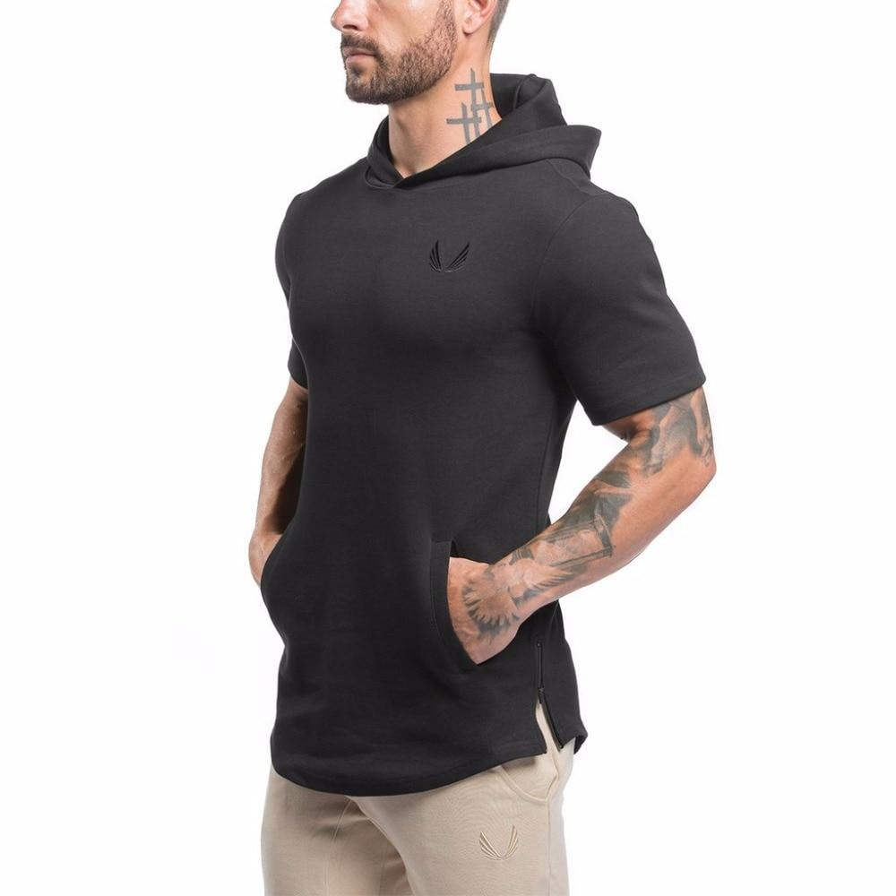 Popular Short Sleeve Mens Hoodies-Buy Cheap Short Sleeve Mens ...
