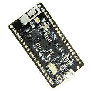Image 4 - LILYGO®Ttgo ESP 32 v1.3 rev1 placa de desenvolvimento t1 4 mb flash cartão sd módulo wi fi bluetooth