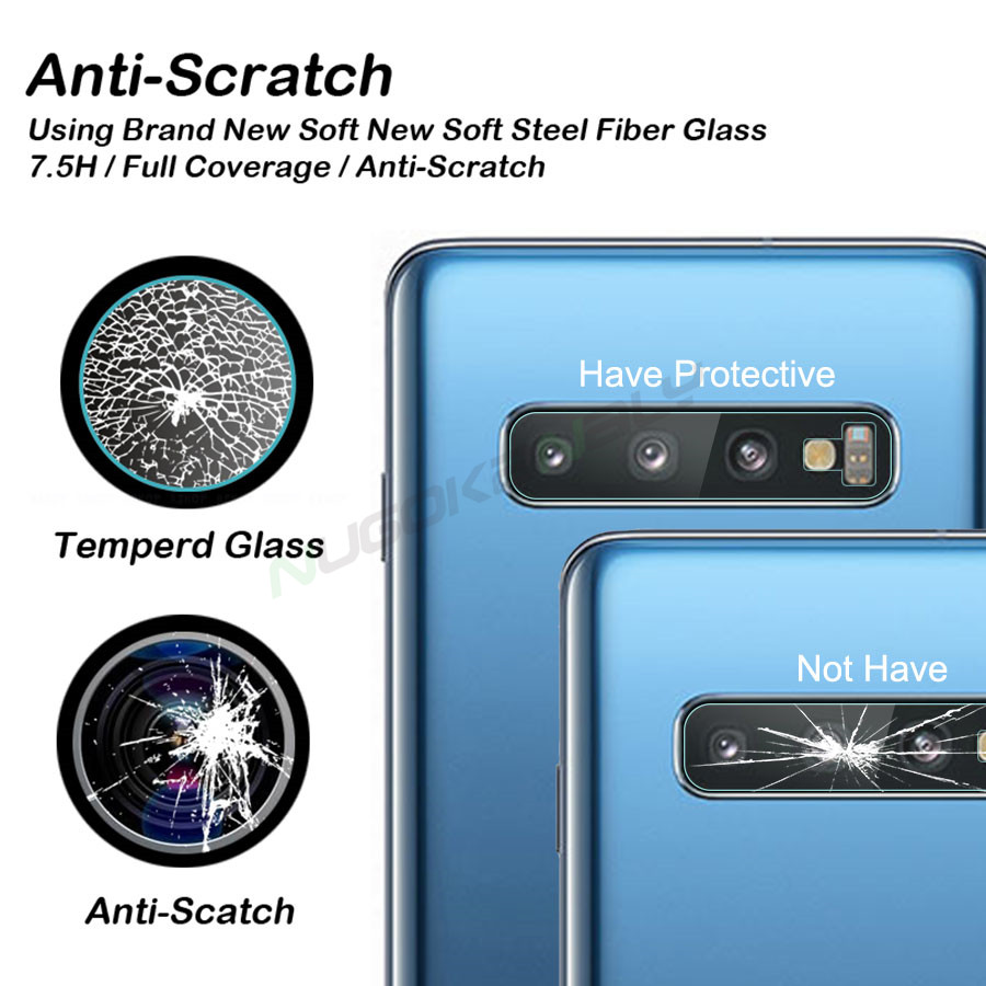 Camera Lens Screen Protector for Samsung Galaxy S20 Ultra S10 S10e S9 Plus 3